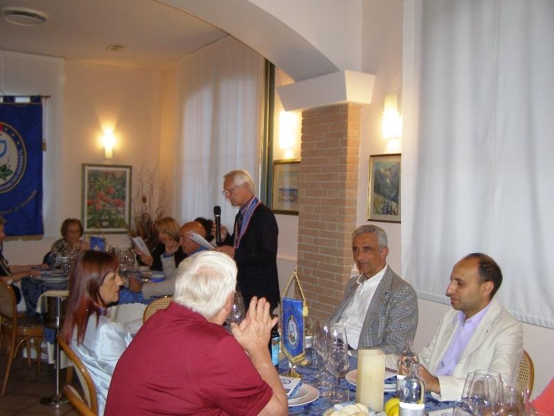 Convivio d\'Estate del Consolato di Sanremo al San Giacomo di Santo Stefano (Evento dei 3 Santi!)