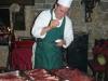I Gourmets degustano La Chianina