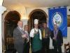 """Convivio """"I Gourmet degustano La Chianina"""" dell'allevamento Az. Bigi di Canossa (RE), al ristorante  """"U Cian"""" di Isolabona. Abbinati i Vini di Diano d'Alba – Carlo Casavecchia."""
