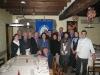 I Gourmets del Ducato al Convivio degli Auguri 2013 alla Trattoria lOca Bianca